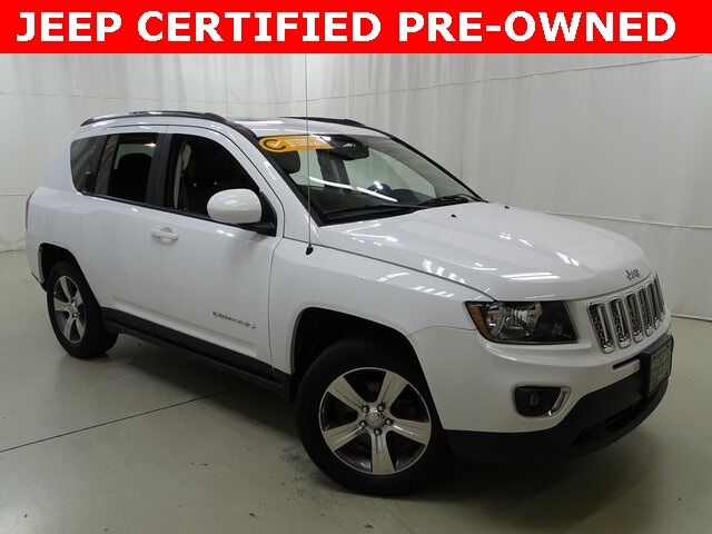 2017 Jeep Compass High Altitude Raleigh NC