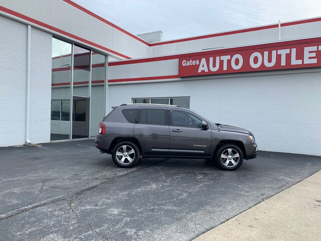 2017 Jeep Compass High Altitude Richmond KY