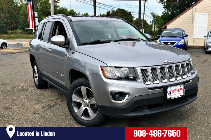 2017 Jeep Compass High Altitude South Amboy NJ