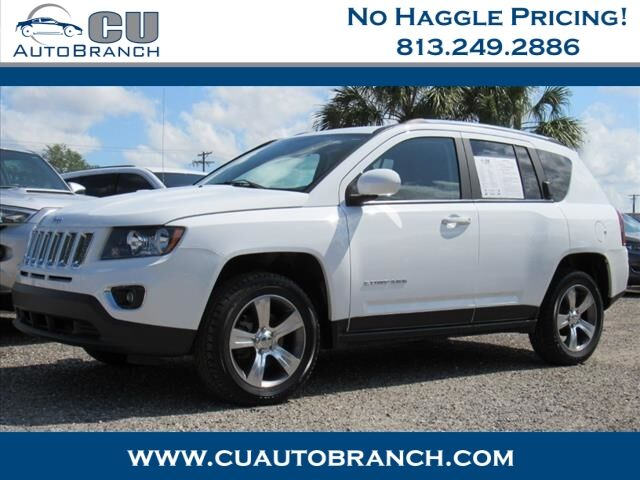 2017 Jeep Compass High Altitude Tampa FL