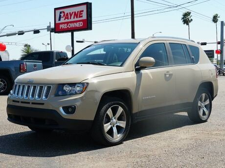 2017 Jeep Compass High Altitude Weslaco TX