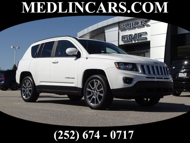 2017 Jeep Compass High Altitude Wilson NC