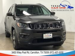 2017_Jeep_Compass_LATITUDE NAVIGATION PANORAMA REAR CAMERA KEYLESS START BLUETOOTH_ Carrollton TX