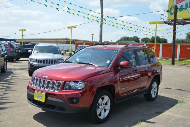 2017 Jeep Compass Latitude 4WD Houston TX