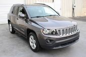 2017 Jeep Compass Latitude 4x4 Factory Warranty
