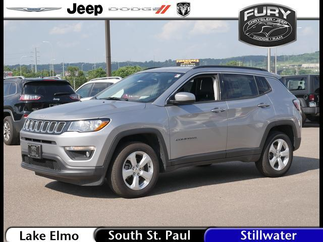 2017 Jeep Compass Latitude 4x4 Lake Elmo MN