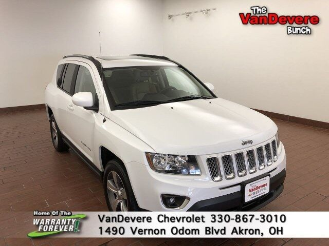 2017 Jeep Compass Latitude Akron OH