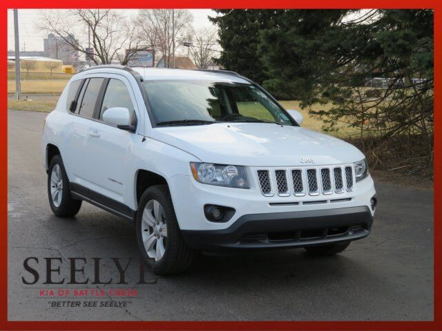 2017 Jeep Compass Latitude Battle Creek MI