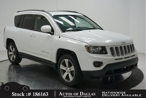 2017_Jeep_Compass_Latitude CAM,SUNROOF,HTD STS,17IN WHLS_ Plano TX