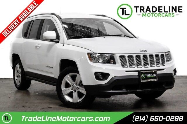 2017 Jeep Compass Latitude CARROLLTON TX
