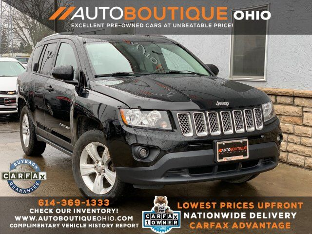 2017 Jeep Compass Latitude Columbus OH