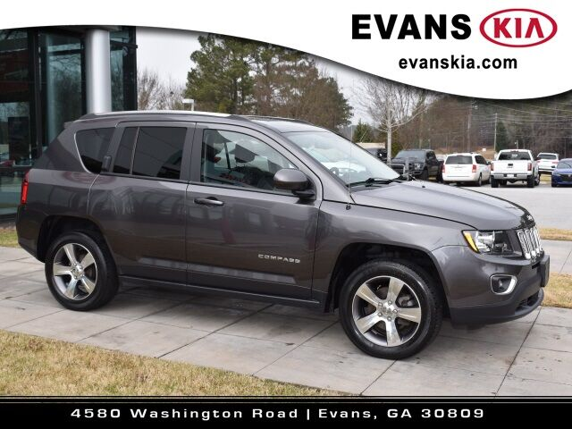 2017 Jeep Compass Latitude Evans GA