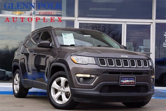 2017 Jeep Compass Latitude Gainesville TX