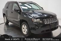 Jeep Compass Latitude HTD STS,16IN WHLS,BTOOTH 2017