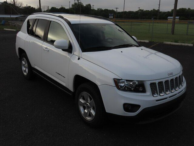 2017 Jeep Compass Latitude Copperas Cove TX
