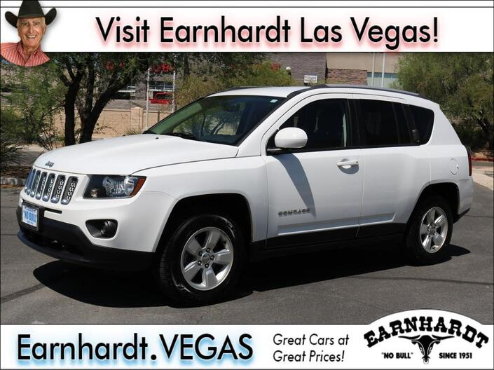 2017 Jeep Compass Latitude Las Vegas NV