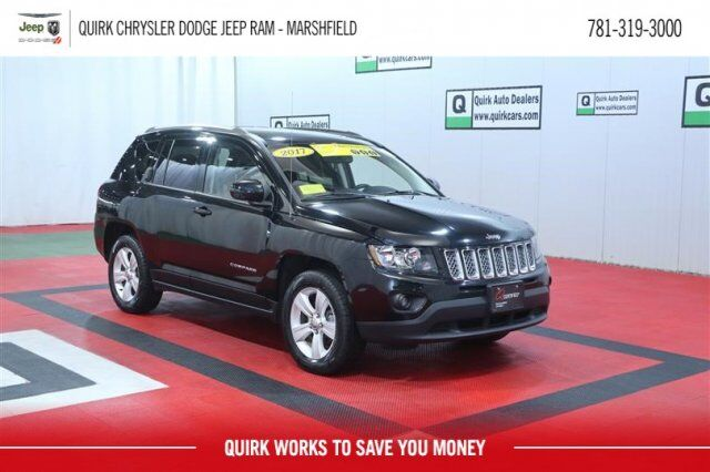 2017 Jeep Compass Latitude Marshfield MA