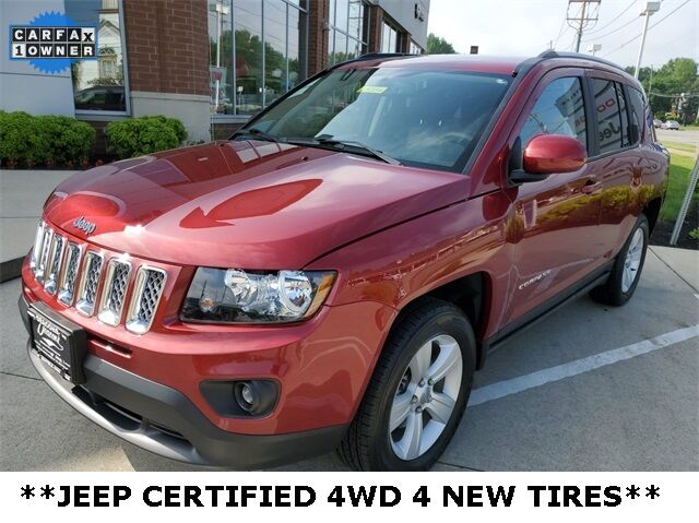 2017 Jeep Compass Latitude Mayfield Village OH