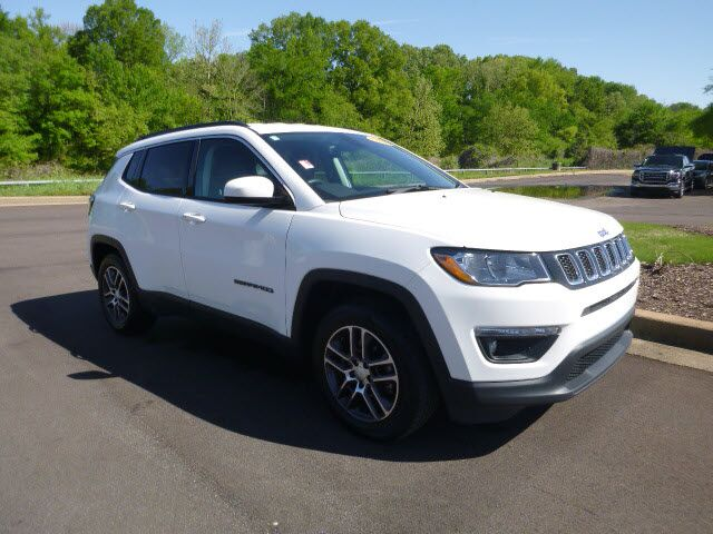 2017 Jeep Compass Latitude Memphis TN