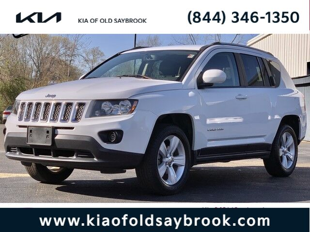 2017 Jeep Compass Latitude Old Saybrook CT