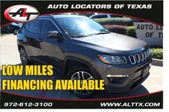 2017_Jeep_Compass_Latitude_ Plano TX