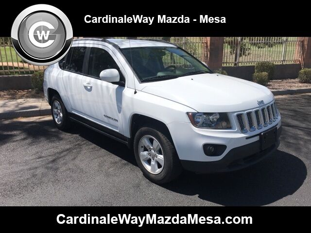 2017 Jeep Compass Latitude Mesa AZ
