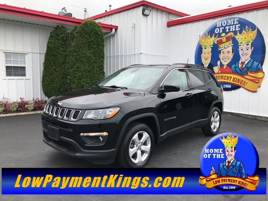 2017 Jeep Compass Latitude Shelby OH