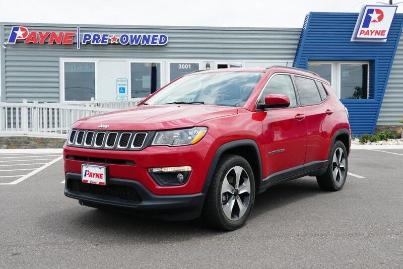 2017 Jeep Compass Latitude Edinburg TX