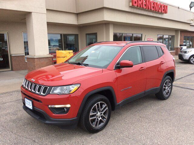 2017 Jeep Compass Latitude West Salem WI
