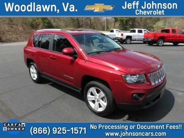 2017 Jeep Compass Latitude Woodlawn VA
