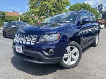 2017_Jeep_Compass_Latitude_ Worcester MA