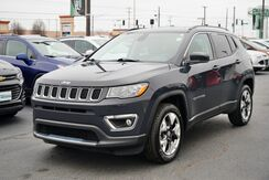 2017_Jeep_Compass_Limited_ Fort Wayne Auburn and Kendallville IN