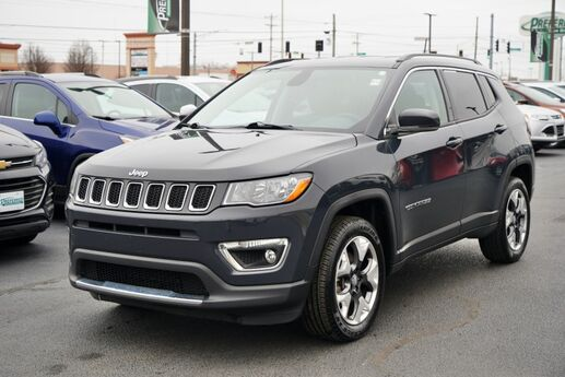 2017 Jeep Compass Limited Fort Wayne Auburn and Kendallville IN