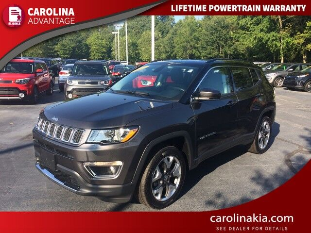 2017 Jeep Compass Limited High Point NC