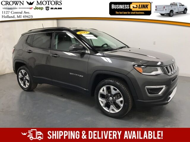 2017 Jeep Compass Limited Holland MI