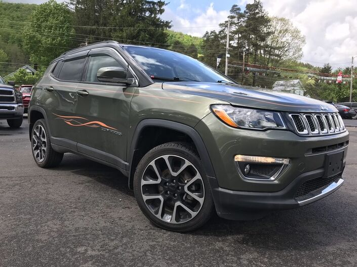 2017 Jeep Compass Limited Rock City NY