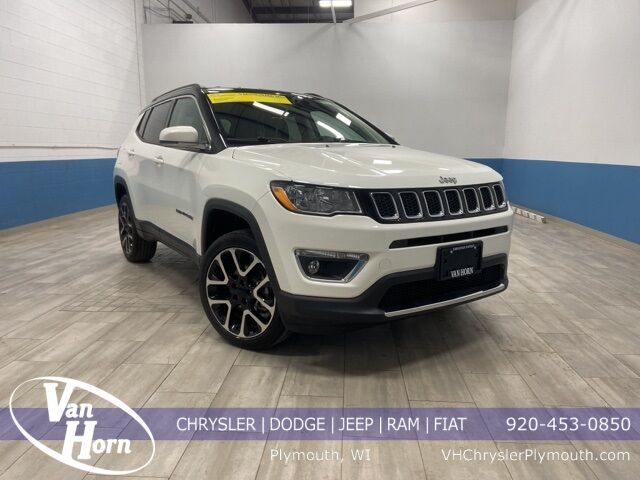2017 Jeep Compass Limited Plymouth WI