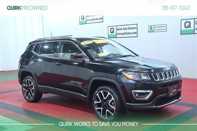 2017 Jeep Compass Limited Braintree MA