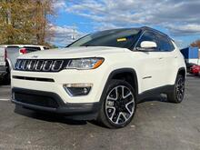 2017_Jeep_Compass_Limited_ Raleigh NC