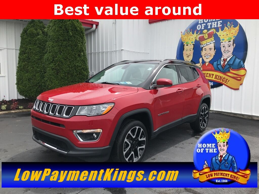2017 Jeep Compass Limited Shelby OH
