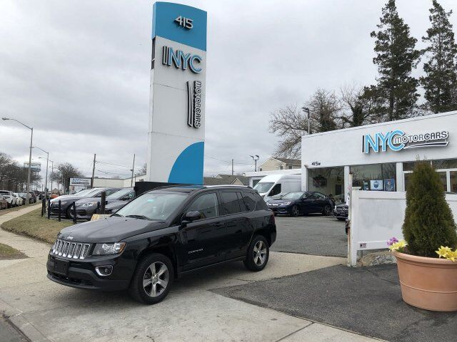 2017 Jeep Compass Navigation Freeport NY