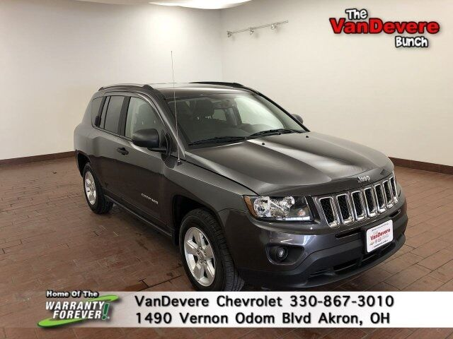 2017 Jeep Compass Sport Akron OH