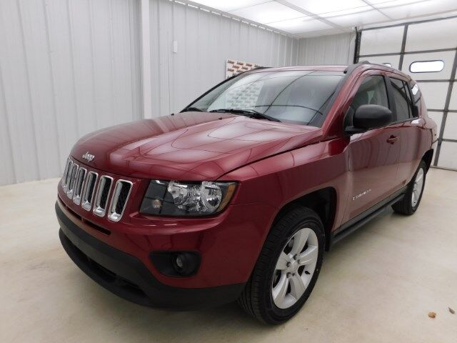 2017 Jeep Compass Sport FWD Manhattan KS