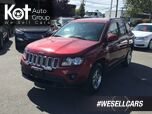 2017 Jeep Compass Sport North Edition 4X4 Keyless Entry, Leather Seats