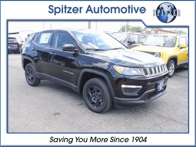 2017 Jeep Compass Sport Mansfield OH