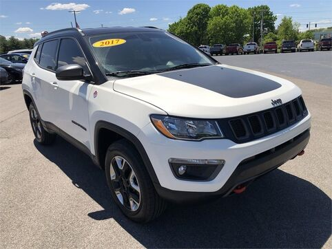 2017_Jeep_Compass_TRAILHAWK 4X4_ Evansville IN