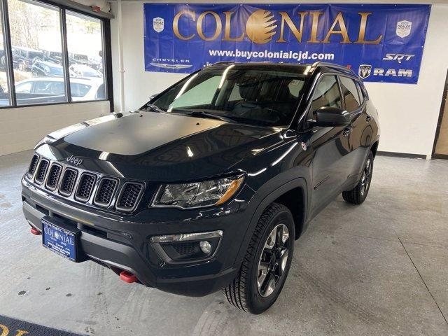 2017 Jeep Compass Trailhawk 4x4 Hudson MA