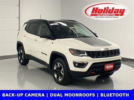 2017_Jeep_Compass_Trailhawk_ Fond du Lac WI