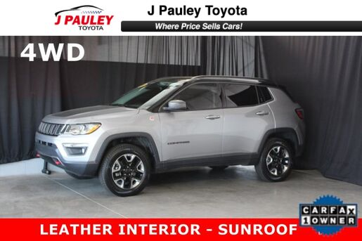 2017_Jeep_Compass_Trailhawk_ Fort Smith AR