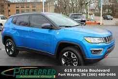 2017_Jeep_Compass_Trailhawk_ Fort Wayne Auburn and Kendallville IN